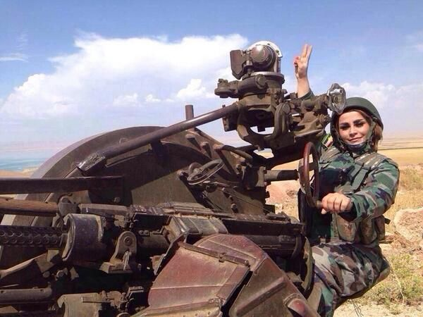 kurdish-women-fighters