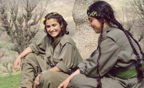 Kurdish-women