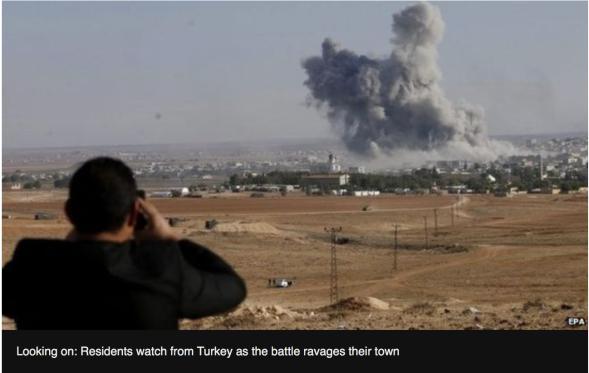 Kobane Siege